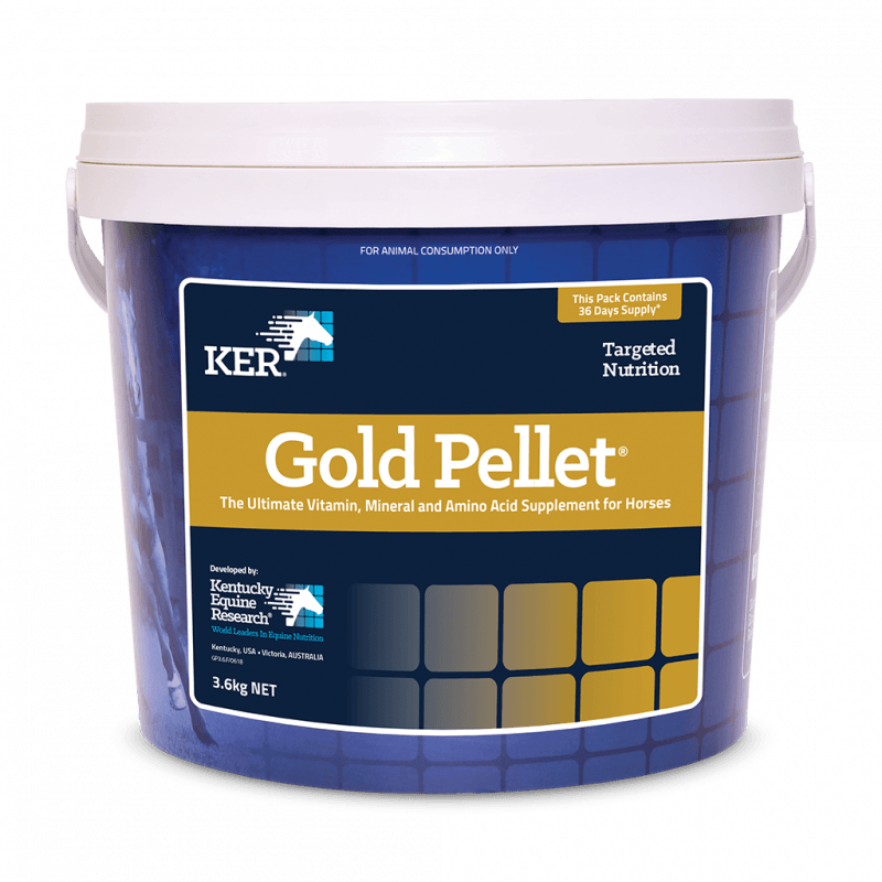 Gold Pellet Product Image