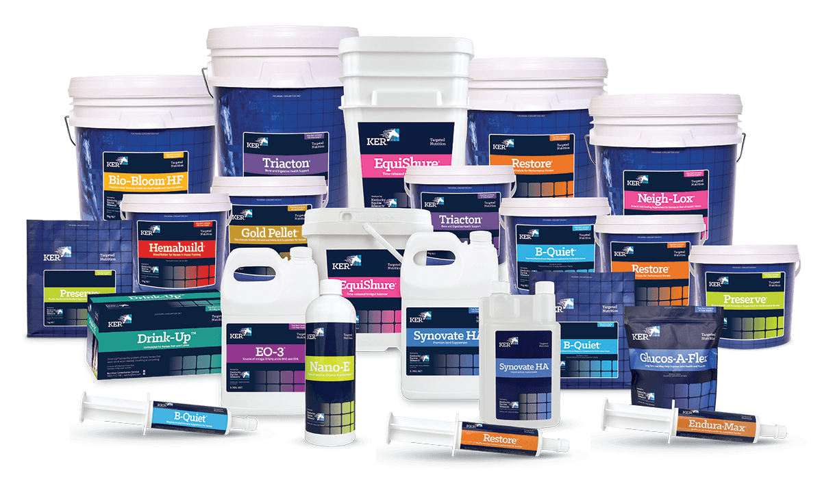 KER Targeted Nutrition Products