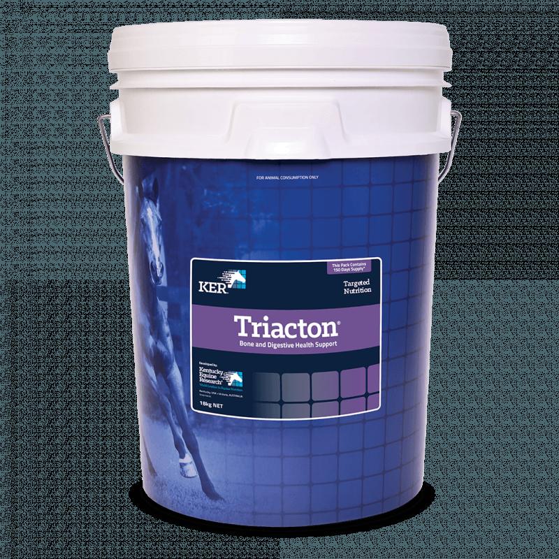 Triacton bone supplement for horses