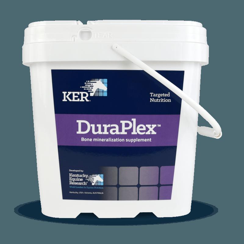 DuraPlex bone mineraliztion supplement for horses