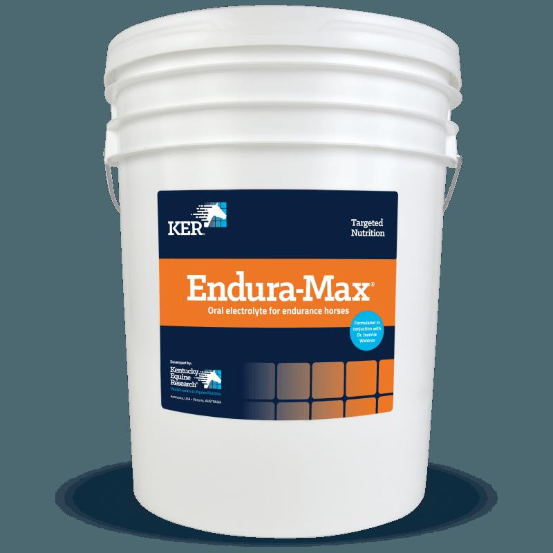 Endura-Max electrolyte for endurance horses