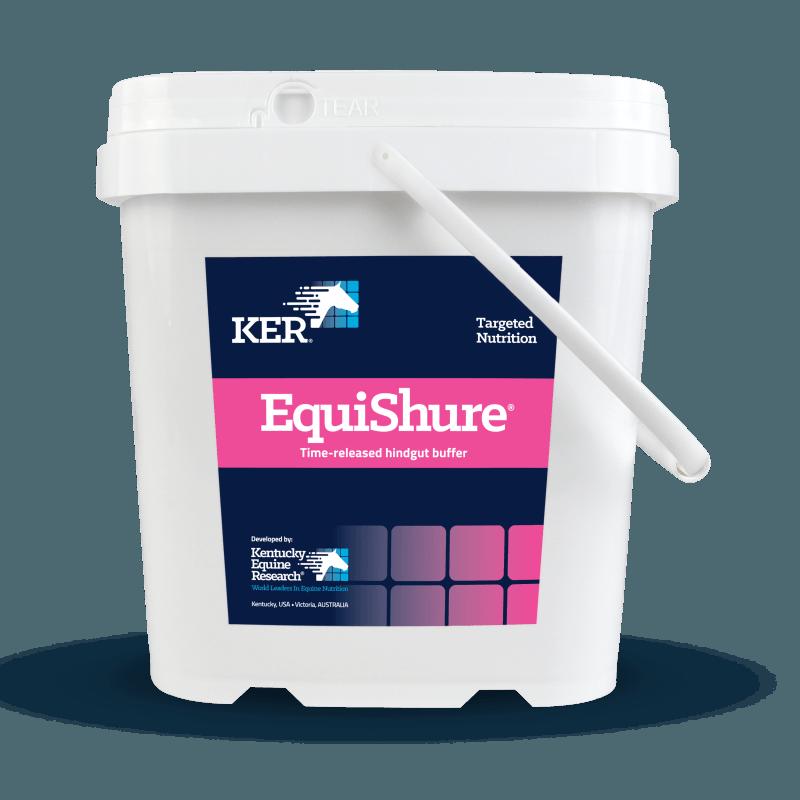 EquiShure hindgut buffer for horses