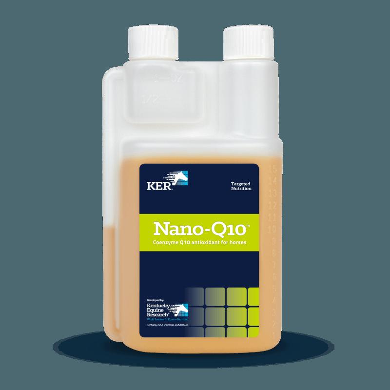 Nano-Q10 antioxidant for horses