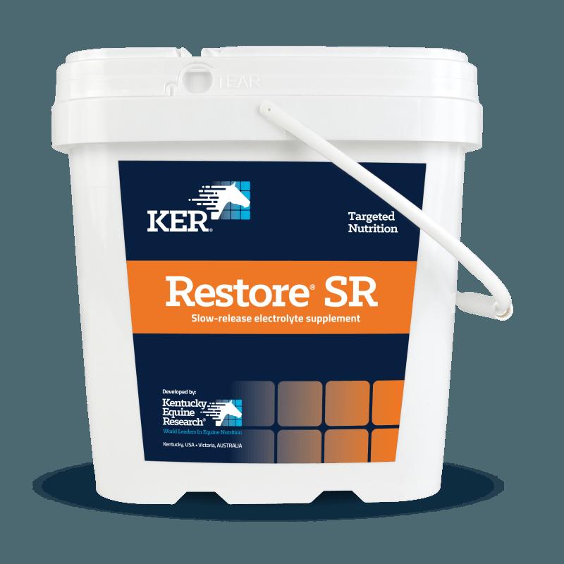 Restore SR electrolyte for horses