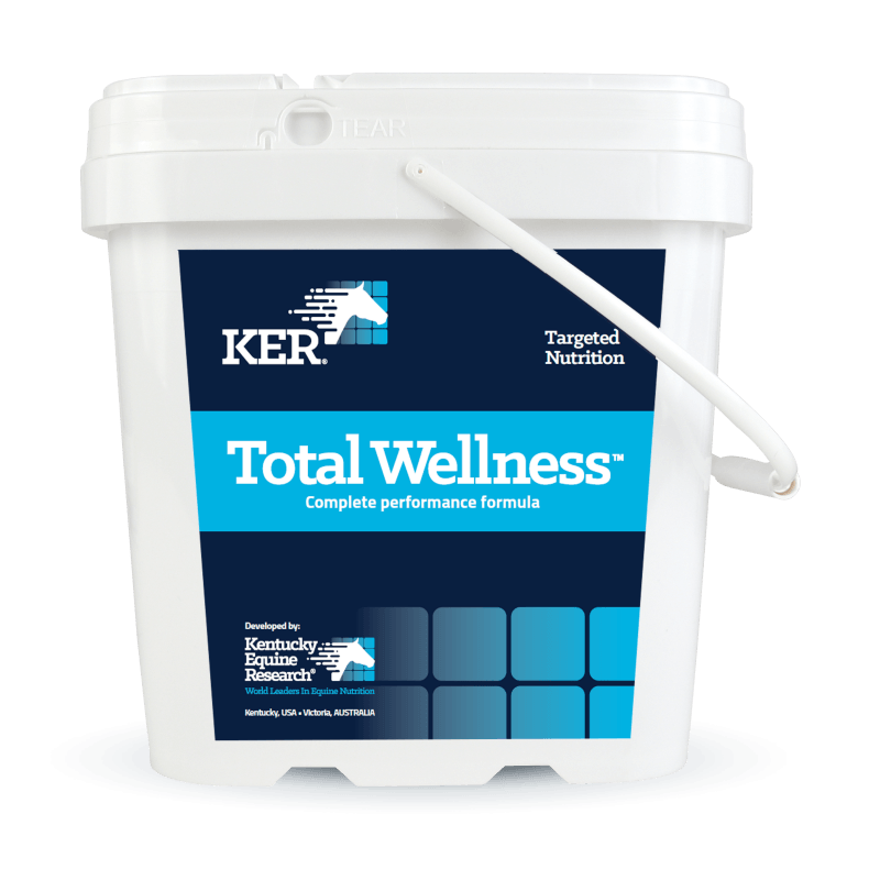 KER Total Wellness horse supplement product image